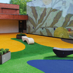 Artificial grass for schools and nurseries